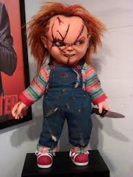 Chucky Bride Halloween Costumes Chucky Dolls Custom 26