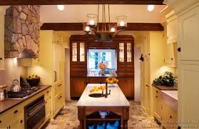 yellow kitchen wood cabinets pictures of kitchens traditional yellow kitchen cabinets
