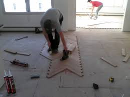 herringbone pattern flooring contractor