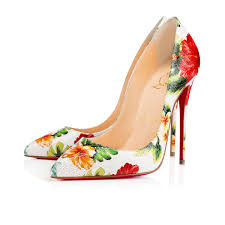 christian louboutin heels christian louboutin bareta leather