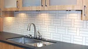 subway tile backsplash lowes interior white subway tile kitchen