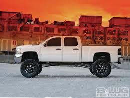 Red Lifted Chevy Silverado Truck - chevrolet silverado 2500 price modifications pictures moibibiki