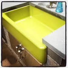 Green Kitchen Sink by New Kohler Sink Colors By Jonathan Adler Kitchn