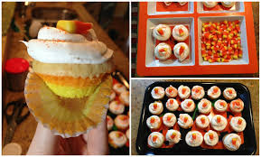 Halloween Baby Cakes by Halloween Howto Candy Corn Baby Cakes Youtube