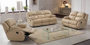Italian Leather Recliner Sofa Italian Leather Reclining Sofa With Loveseat And Recliner Set