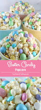 Easy Easter Decorations To Make At Home Easter Crockpot Candy Easter Candy Crock Pot And Easter