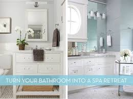 bathroom spa ideas how to easy ideas to turn your bathroom into a spa like retreat