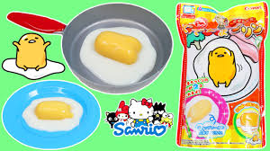 where to find japanese candy gudetama egg pudding dessert easy diy japanese candy