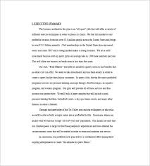 gym business plan template u2013 10 free word excel pdf format