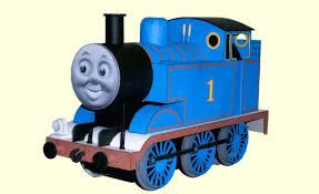 u0026 friends thomas free locomotive paper model download