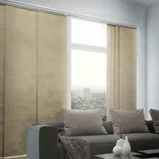 how high to hang curtains 9 foot ceiling panel track blinds blinds the home depot