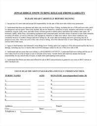 liability waiver form contractor liability waiver form sample