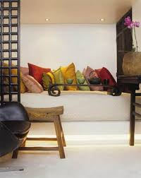 something about a couch and an alcove desire to inspire