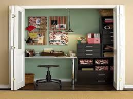 Office Organizing Ideas Home Office Closet Organization Ideas Small Office Organizing