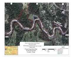 Flood Map Houston Plans And Maps Save Buffalo Bayou
