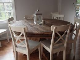 round farmhouse kitchen table how to benefit from round kitchen table darbylanefurniture com