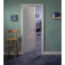 White 2 Panel Interior Doors by Premdor 2 Panel Arch Top Textured Internal Door U2013 Next Day