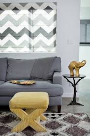 Grey And Yellow Chair Yellow And Gray Living Room Design Ideas