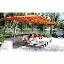 Offset Patio Umbrella Cover Improbable Bamboo Cantilever Umbrella Patio Umbrellas Ture Ideas