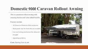 Caravan Rollout Awnings Top 7 Awnings For Your Caravans And Campervans