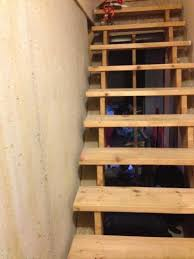 how to finish these basement stairs doityourself com