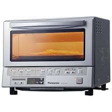See Thru Toaster Panasonic Flashxpress Double Infrared Toaster Oven Nbg110p