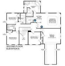ryan homes jefferson square floor plan jefferson square 1st floor morning room 4ft family room