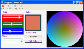 color picker codeproject