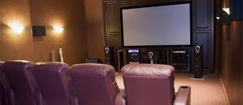 Media Room Tv Vs Projector - how to build a home movie theater room on a budget installation