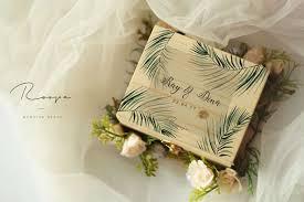customized wedding gift customized wedding gift box by roopa bridestory