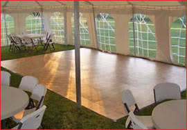 floor rentals floor rentals garden city tent and party rentals