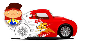 coloring pages lightning mcqueen disney cars youtube