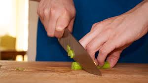 how to use kitchen knives how to properly use a chef knife