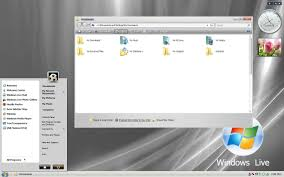 live themes windows 7 new xp live white by sagorpirbd on deviantart