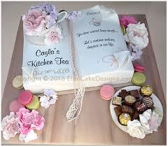 kitchen tea cake ideas recipe book kitchen tea cake designer cakes by elitecakedesigns