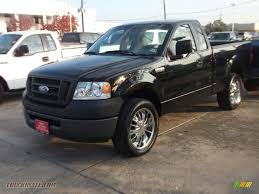 2007 black ford f 150 interior on 2007 images tractor service