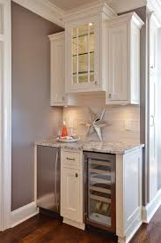 undercounter ice machine kitchen traditional with cabinet front