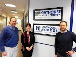 Lighthouse For The Blind Florida Lighthouse Central Florida Lands New Contracts For Visually
