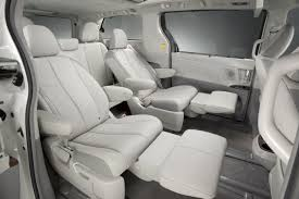 lexus gx captains chairs 3rd generation toyota sienna to debut in l a now updated with