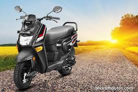 Honda Rugged Scooter Honda Motorcycle India Launches Cliq Scooter Rs 42 499