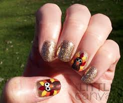 nail for thanksgiving beautify themselves with sweet nails