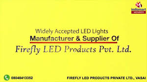 Firefly Led String Lights by Led Lights By Firefly Led Products Private Ltd Vasai Youtube
