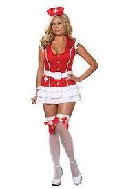 Girls Size Halloween Costumes Vital Signs 3x 4x Sz 18 20 Naughty Size