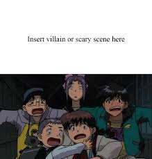Scary Ghost Meme - ghost stories gang scared of meme by jasonpictures on deviantart