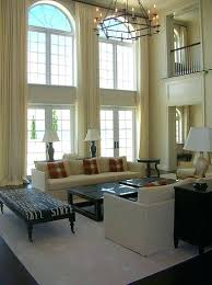 20 Ft Curtains Curtains Panels For High Windows Loft Draperytreatment