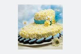 easter bonnet easter bonnet cake kraft recipes