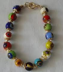 murano glass bead bracelet images Buy designer costume jewelry online venetian glass murano glass jpg