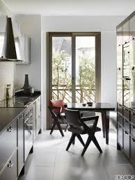 Large Galley Kitchen Kitchen Breathtaking Cool Berliner White Galley Kitchen Simple