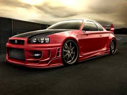 nissan gtr skyline wallpaper red nissan skyline wallpaper image 72
