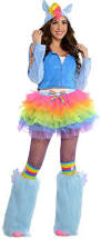 party city halloween costumes for plus size create your own women u0027s rainbow dash costume accessories party city